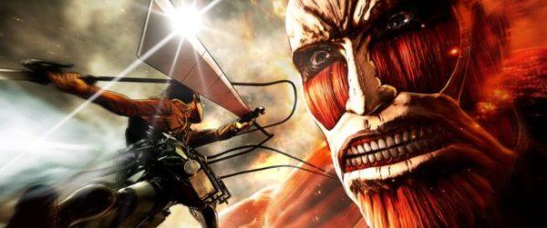 Attack on Titan 2 game voice cast actors