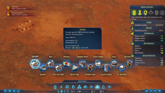 Surviving Mars Mods
