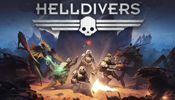 Helldivers (PS Vita)