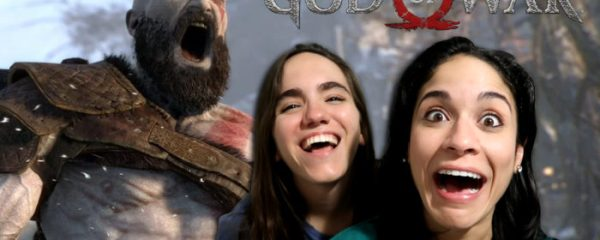 My Friend Doesn't Play Games So I Showed Her God of War (PS4)