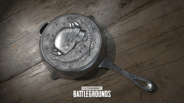 Latest PUBG PC Patch Adds New Crate Pan Skin And Map Changes