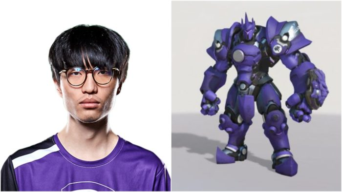 overwatch league, owl 2018, reinhardt, fissure