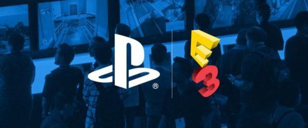 Sony E3 Conference