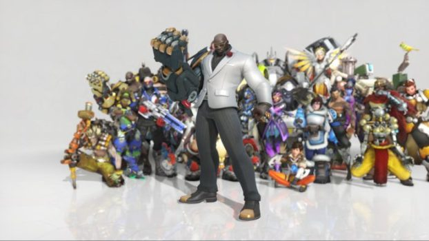 1. Formal Doomfist