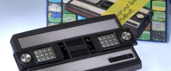 intellivision. family video game console