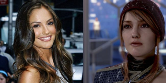 Minka Kelly - North
