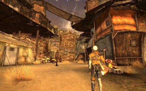 Salt Lake Stories, Fallout New Vegas, Mods