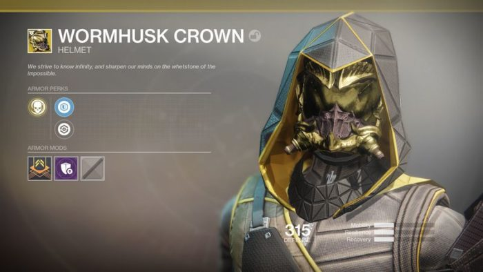 destiny 2 warmind exotic armor