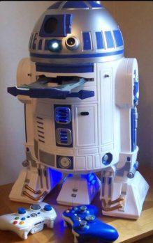 R2-D2 Xbox 360