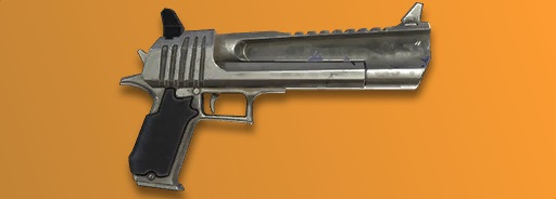 7. Hand Cannon