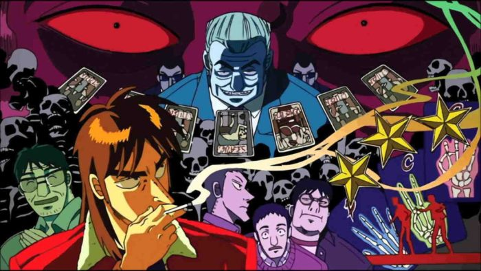 gamble, underrated anime