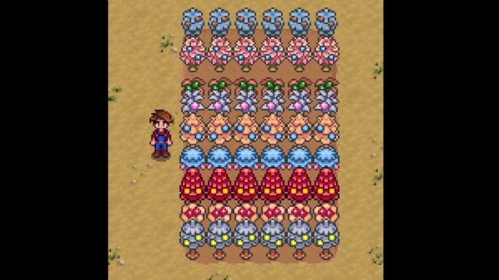 pokecrops, mod, stardew valley