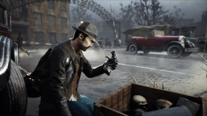 upcoming open world games, The Sinking City, Game Releases March 2019
