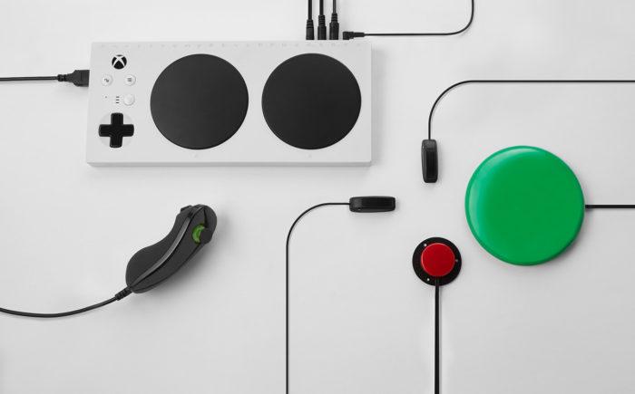 xbox one adaptive controller