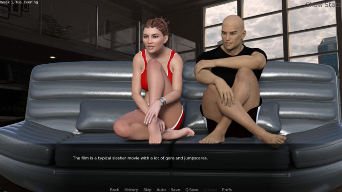 Dreaming of Dana, Summertime Saga, Games Like, sex game, adult game