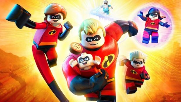 4. Lego The Incredibles