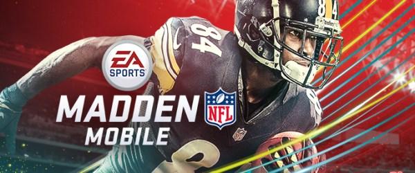 Madden NFL Mobile, the precursor to Madden NFL Overdrive