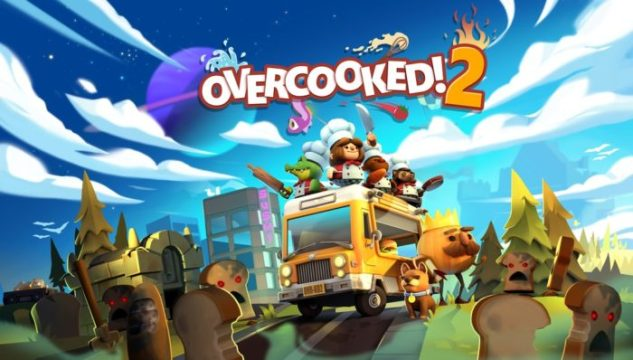 overcooked 2, preview, team 17, ghost town games