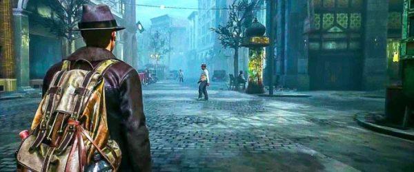 Sinking City Screenshot