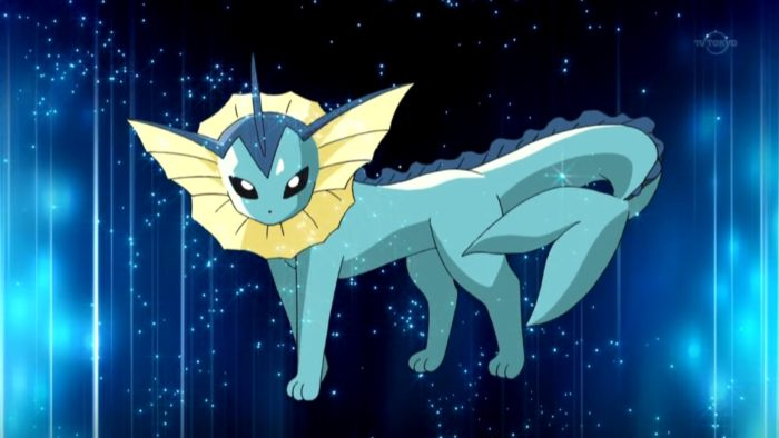 Pokemon Vaporeon