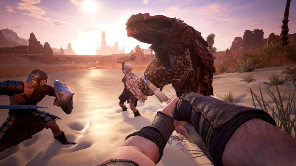 New Conan Exiles Expansion Out Today They are well respected throughout tarantia and the realm, and the king sends them to serve his justice to bandits and other outlaws. new conan exiles expansion out today