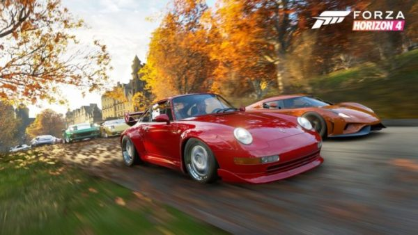 Forza Horizon 4 Review, Forza Horizon 4 DLC cars