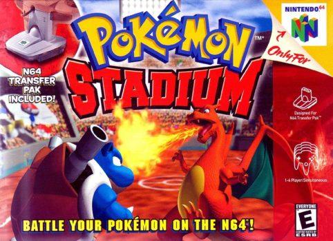 8. Pokemon Stadium (2000) - N64