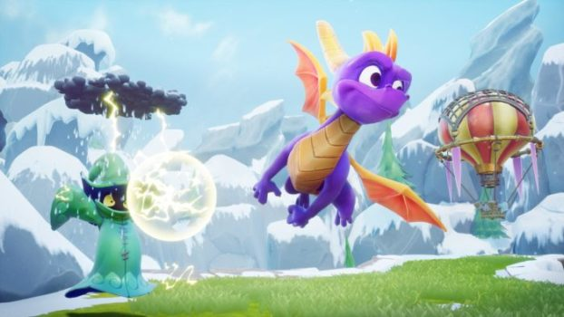 Spyro Reignited Trilogy (Nov. 13)