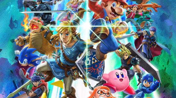 Super Smash Bros. Ultimate Exclusives