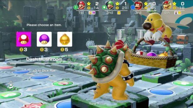 29: Super Mario Party