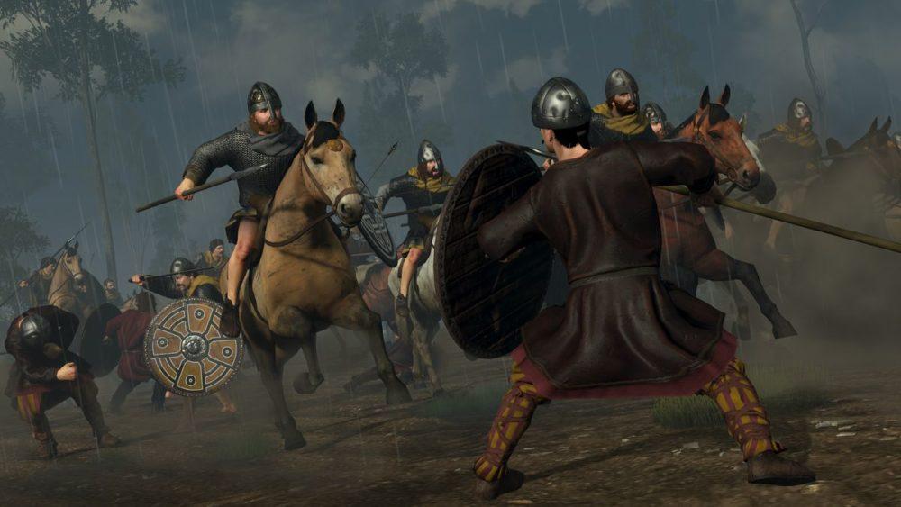 total war saga, thrones of britannia