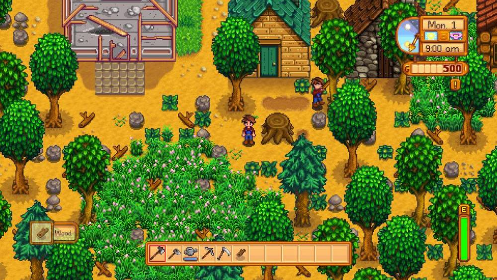 Switch, multiplayer, how to play Stardew Valley multiplayer on Nintendo Switch