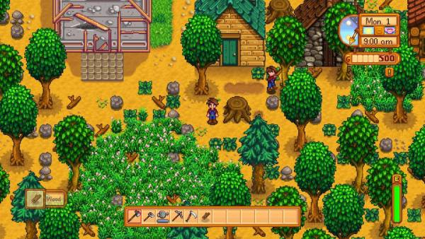 Stardew Valley, Switch, multiplayer, how to play Stardew Valley multiplayer on Nintendo Switch