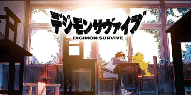 Digimon Survive - TBA 2019
