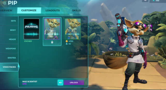 Top 5 Best Free Paladins Skins You Need to Download