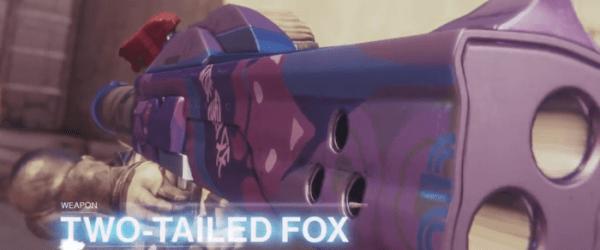 Destiny 2 Forsaken Two-Tailed Fox