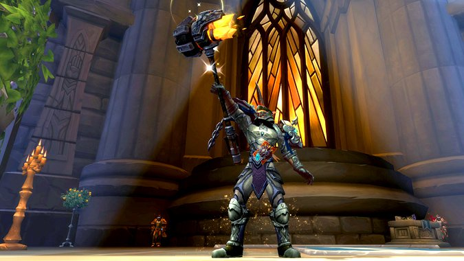 Best Healer Class in World of Warcraft: Battle for Azeroth - Holy Paladin