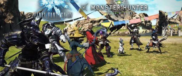 Monster Hunter FFXIV