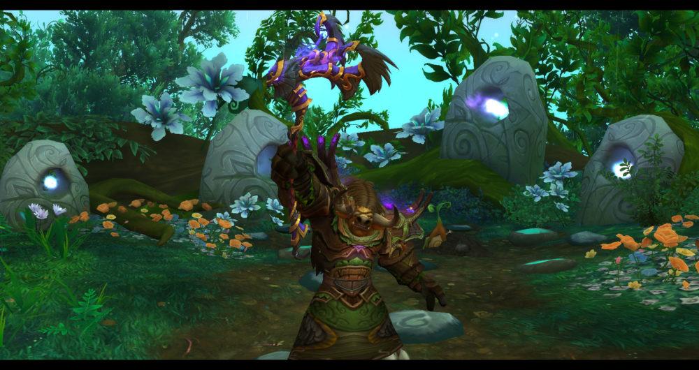 Best Healer Class in World of Warcraft: Battle for Azeroth - Restoration Druid