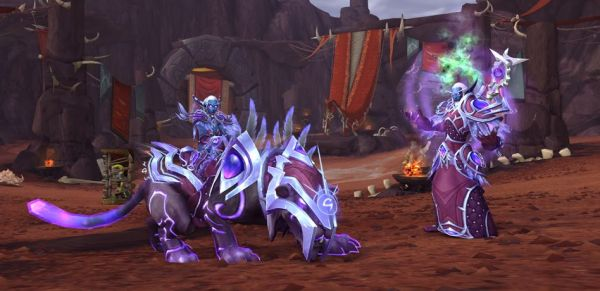WoW Battle for Azeroth, Best New Allied Races