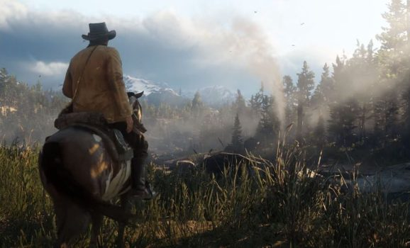 red dead redemption ii, best ps4 games, october 2018, have on your radar