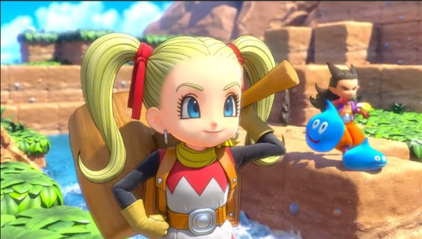 Dragon Quest Builders 2 - TBA 2019