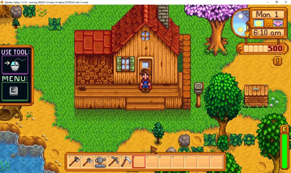 stardew valley, mods, community farm
