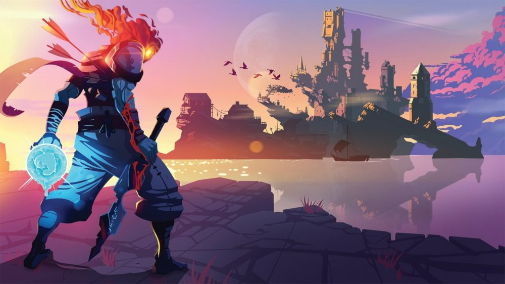 Dead Cells, a great game for traveling