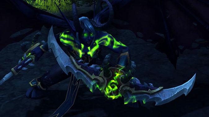 Havoc Demon Hunter