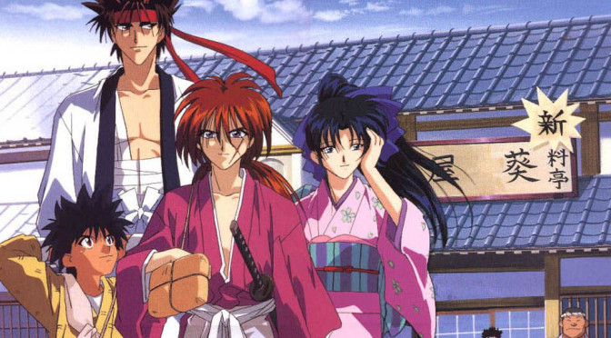 Anime, Rurouni Kenshin, Samurai Champloo