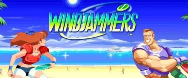 Windjammers Switch