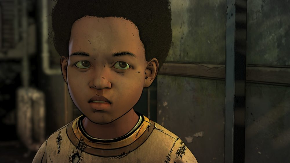 The Scariest Part Of The Walking Dead The Final Season Is Aj