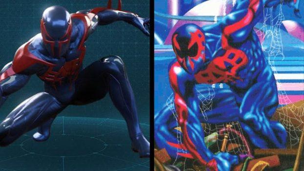 Spider-Man 2099 Black Suit - Spider-Man 2099 Vol 1 #1 (1992)