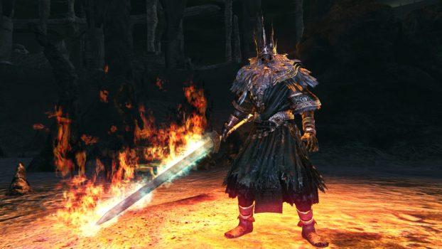 7. Gwyn, Lord of Cinder